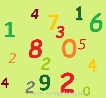 головоломки с числами, головоломки с числами для детей, головоломки для детей, головоломка с числами, математические головоломки