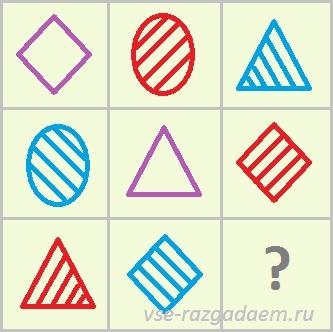 логические головоломки