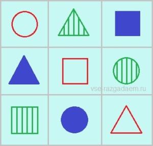 логические головоломки с ответами