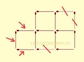 головоломки со спичками, головоломка со спичками, головоломки с палочками, головоломка с палочками, головоломки с спичками